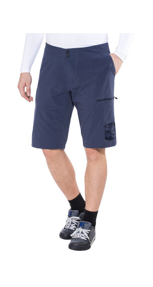 Fox Indicator Shorts Men heather navy